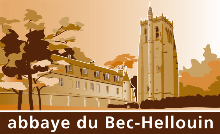 The Bec-Hellouin Abbey